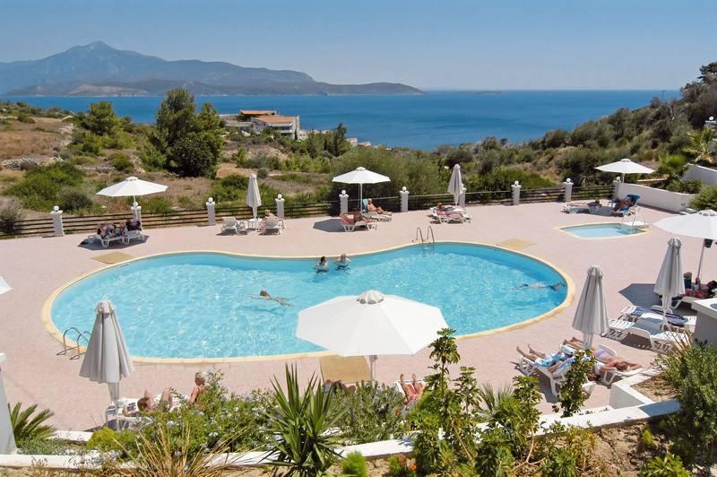 Hotel Naftilos - Pythagorion - Samos